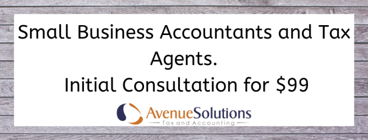 Small Business Accountants and Tax Agents. Initial Consultation for $99